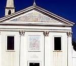 Due affreschi cancellati - artista contro la Diocesi
